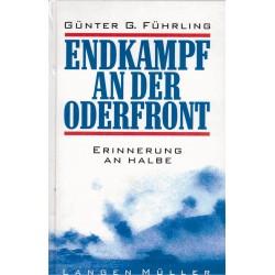 Führling, G. G.: Endkampf an der Oderfront