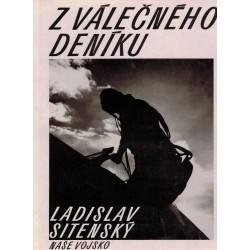Sitenský, L.: Z válečného deníku