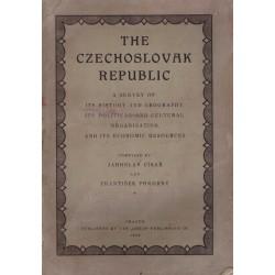 Císař, J., Pokorný, F.: The Czechoslovak republic
