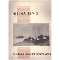 MUSAION 2 Aventinská revue pro výtvarné umění