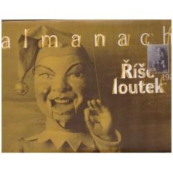 Kol.: Almanach říše loutek 1920...