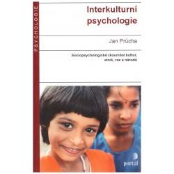 Průcha, J.: Interkulturní psychologie