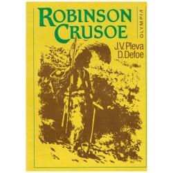 Defoe, D., Pleva J. V.: Robinson Crusoe