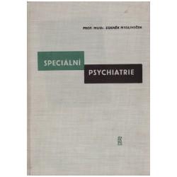 Mysliveček, Z.: Speciální psychiatrie