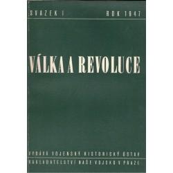 Kolektv autorů: Válka a revoluce