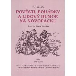 Číp, F.: Pověsti, pohádky a lidový humor na Novopacku