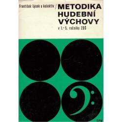 Lýsek, F. a kol.: Metodika hudební výchovy v 1.-5. ročníku ZDŠ