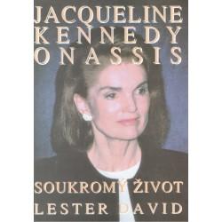 David, L.: Jacqueline Kennedy Onassis. Soukromý život