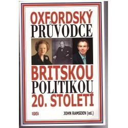 Ramsden, J.: Oxfordský průvodce britskou politikou 20. století