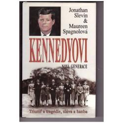Slevin, J., Spagnolová, M.: Kennedyovi, nová generace