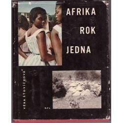 Šťovíčková, V.: Afrika, rok jedna