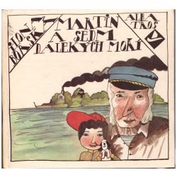 Borská, I.: Martin a sedm dalekých moří