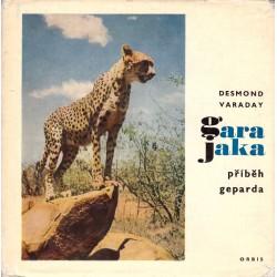 Varaday, D.: Gara Jaka, příběh geparda