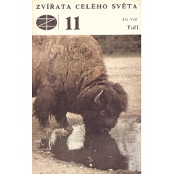 Volf, J.: Zvířata celého světa 11. Tuři