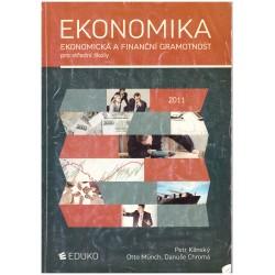 Klínský, P. a kol.: Eknomika. Ekonomická a finanční gramotnost pro střední školy