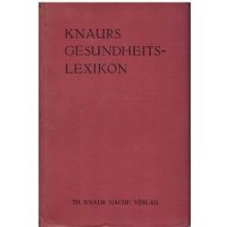 Knaurs Gesundheits-Lexikon