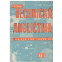 Beckmann, P.: Technická angličtina pro částečně pokročilé