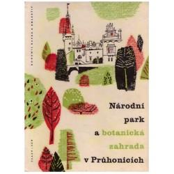 Kavka, B. a kol.: Národní park a botanická zahrada v Průhonicích