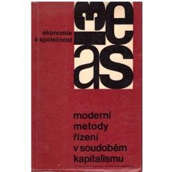 Řezníček, J.: Moderní metody řízení v soudobém kapitalismu