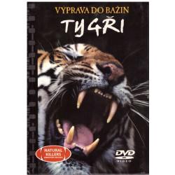 Kolektiv: Výprava do bažin. Tygři