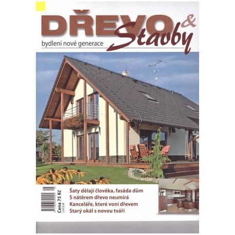 Babor, M. a kol.: Dřevo & stavby 3/2012