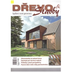 Babor, M. a kol.: Dřevo & stavby 4/2012