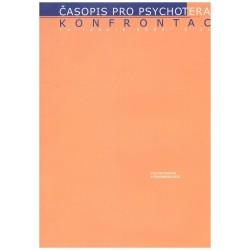 Časopis pro psychoterapii - Konfrontace