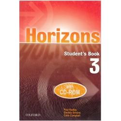 Radley, P., Simons, D., Campbell, C.: Horizons. Student´s Book 3