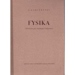 Arcybyšev, C. A.: Fysika. Učebnice pro studující lékařství