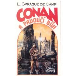 Sprague, L., de Camp: Conan a pavoučí bůh