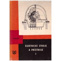 Mravec, R.: Elektrické stroje a prístroje I.