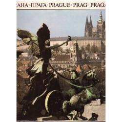 Praha - historická a současná tvář