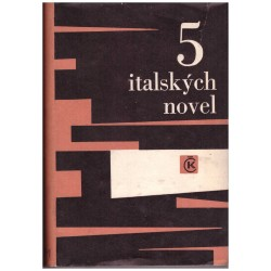 5 italských novel
