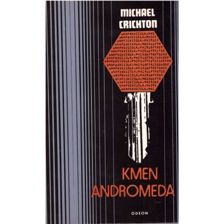 Crichton, M.: Kmen Andromeda