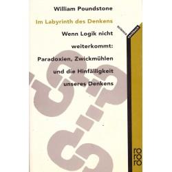 Poundstone, W.: Im Labyrinth des Denkens