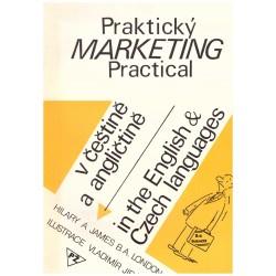 James, H. A.: Praktický marketing v češtině a angličtině