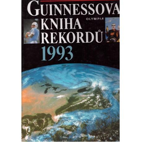 Matthews, P.: Guinnessova kniha rekordů 1993