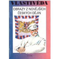 Čapka, F.: Vlastivěda. Obrazy z novějších českých dějin. 5. ročník