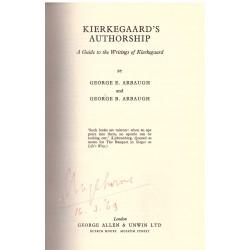 Kieregaard's autorship