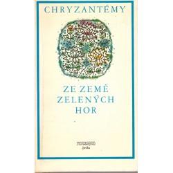 Chryzantémy ze země zelených hor