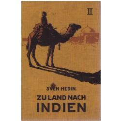 Hedin S.: Zu Land nach Indien II