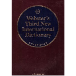 Gove, P. B. a kol.: Webster´s Third New International Dictionary