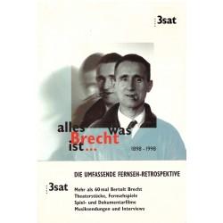 Alles was Brecht ist..