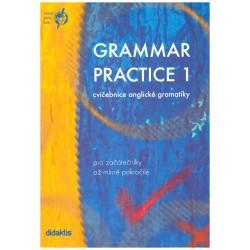 Belán, J.: Grammar Practice 1. Cvičebnice anglické gramatiky pro začátečníky až mírně pokročilé