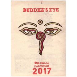 Buddhovy oči (kalendář 2017)