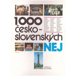 Kochánek, L.: 1000 československých nej