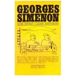Simenon, G. Sedm křížků a jeden ministrant