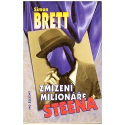 Brett, S.: Zmizení milionáře Steena