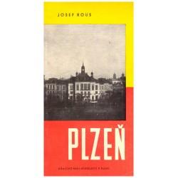 Rous, J.: Plzeň. Průvodce po městě a okolí