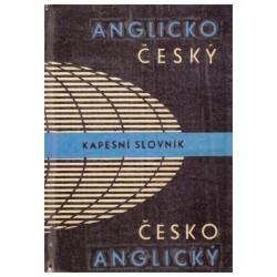Kapesní slovník anglicko-český